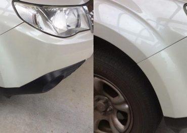 Bumper Repair 3 - Dent and Scratch Melbourne
