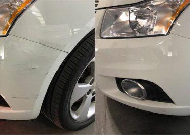 Bumper Repair 4 - Dent and Scratch Melbourne