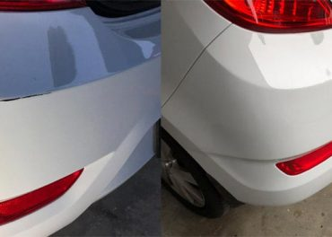 Bumper Repair 5 - Dent and Scratch Melbourne