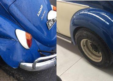 Bumper Repair 1 - Dent and Scratch Melbourne