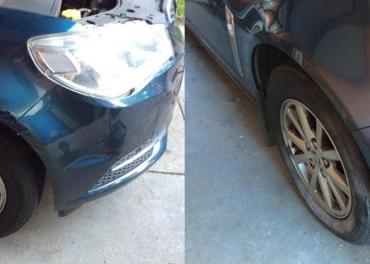 Bumper Repair 2 - Dent and Scratch Melbourne