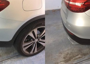 Paint Repair 1 - Dent and Scratch Melbourne