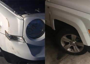 Paint Repair 2 - Dent and Scratch Melbourne