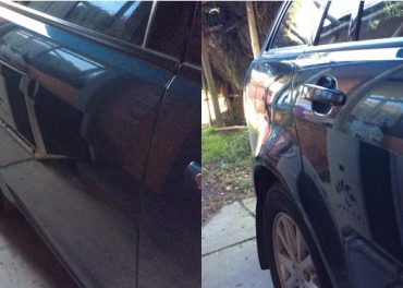 Paint Repair 4 - Dent and Scratch Melbourne