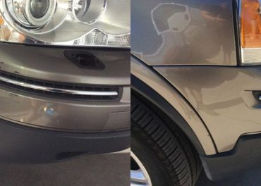 Paint Repair 5 - Dent and Scratch Melbourne