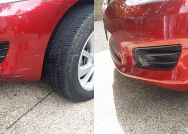 Paint Repair 10 - Dent and Scratch Melbourne