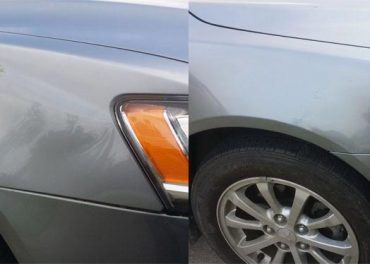Paint Repair 14 - Dent and Scratch Melbourne