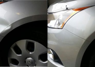 Paint Repair 26 - Dent and Scratch Melbourne