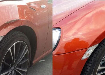 Paint Repair 28 - Dent and Scratch Melbourne