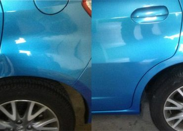 Paint Repair 37 - Dent and Scratch Melbourne
