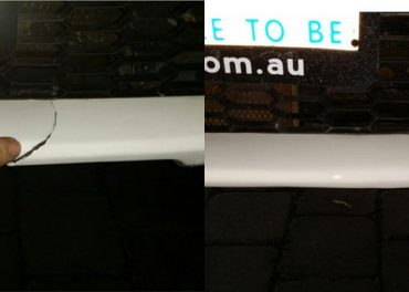 Paint Repair 43 - Dent and Scratch Melbourne