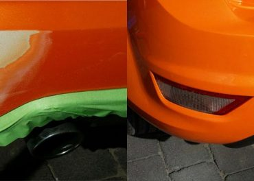 Paint Repair 46 - Dent and Scratch Melbourne