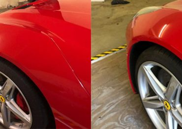 Paint Repair 52 - Dent and Scratch Melbourne