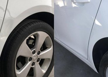 Paint Repair 53 - Dent and Scratch Melbourne