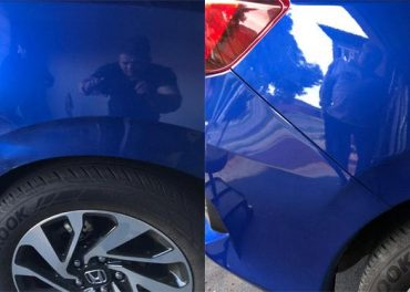 Paint Repair 54 - Dent and Scratch Melbourne