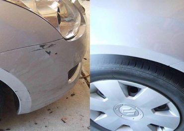 Paint Repair 58 - Dent and Scratch Melbourne