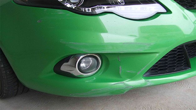 Dent and scratch direct repair Melbourne - Work 41