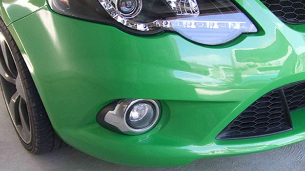 Dent and scratch direct repair Melbourne - Work 40