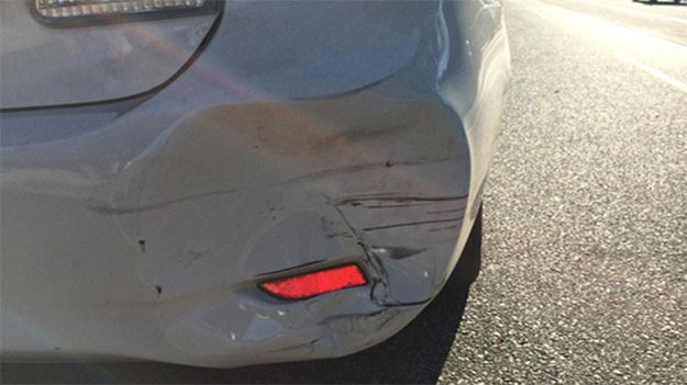 Dent and scratch direct repair Melbourne - Work 38