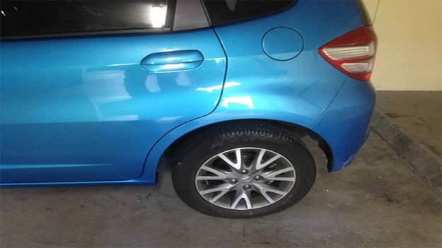 Dent and scratch direct repair Melbourne - Work 28