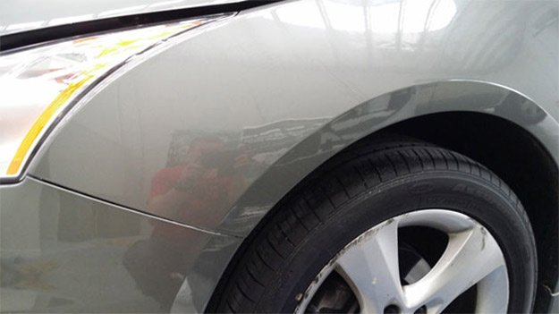 Dent and scratch direct repair Melbourne - Work 17